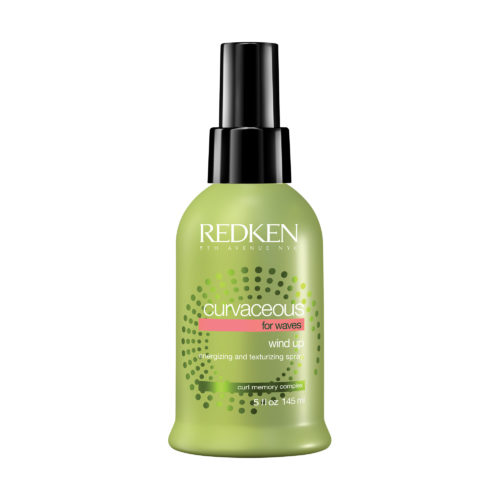 Redken Curvaceous Wave Wind Up Spray 145ml